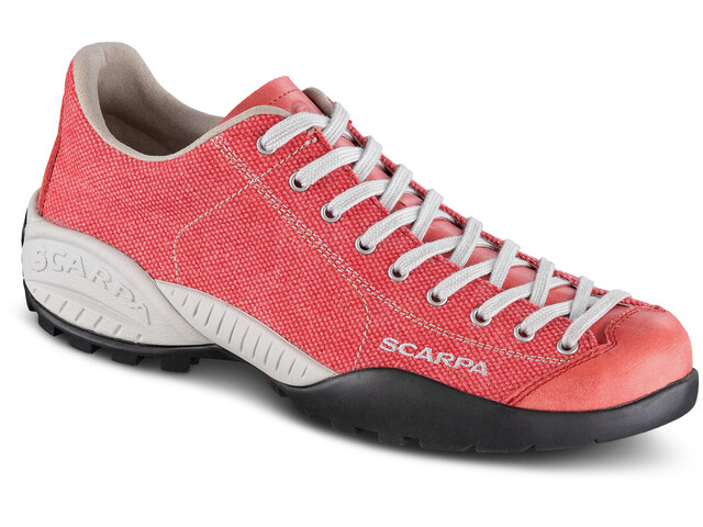 Scarpa Mojito Canvas Zapatillas Mujer, rojo